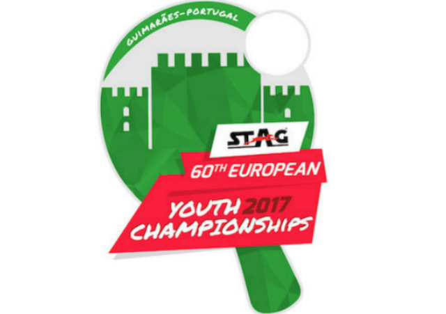 Logo the 2017 STAG European Youth Championships